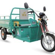 鸿运150电动三轮车三轮电动车图片