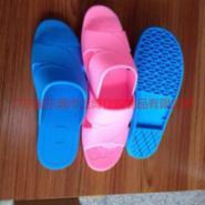 硅胶鞋透明鞋子环保鞋图片