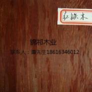 供应红铁木防腐木地板木材图片