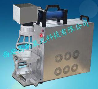 供应西安手持式光纤激光打标机,线缆激光打标机,首饰激光打标机