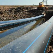 供应PE400给水管/630pe给水管/pe630给水管厂家/pe大口径给水管图片