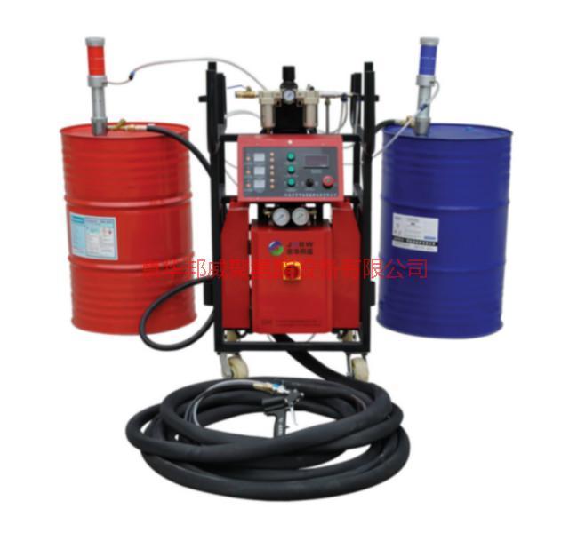 供应山东聚氨酯喷涂设备提料泵,结构简结,易损件少,重量轻