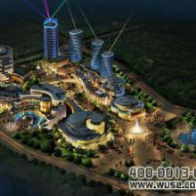 供应五彩文化创意产业园景观照明规划景观照明规划设计与施工批发