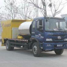 供应福田140马力JKQ5160TFCD型沥青碎石同步封层车便宜促销图片
