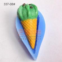 供应艺强冰淇淋硅胶翻糖模具厂家定制批发