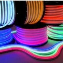 供应LED霓虹灯带  LED银雨柔性霓虹灯带 LED霓虹灯管 LED霓虹灯带
