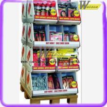 供应工具纸展示架 超市纸堆头展示架 商超纸堆头展示架/纸货架