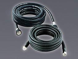 pvc高强度涤纶纤维增强软管图片