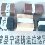 吉林省铝轮毂专用过滤网图片