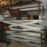 固定导轨式液压升降机_3吨位导轨式液压升降_三良机械