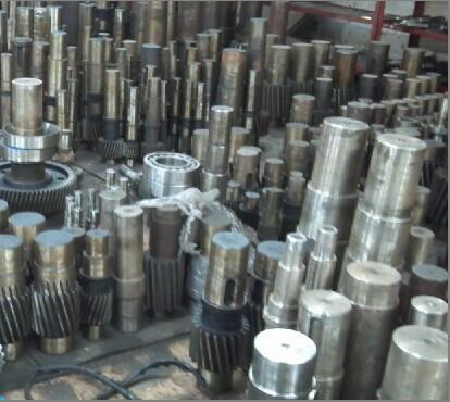 供应ZLY315-9硬齿面减速机配件一轴二轴三轴齿轮箱体配件