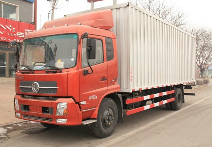 供应东风天锦厢式货车图片图片