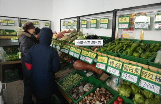 供应新鲜蔬菜肉类