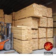 南方松炭化防腐木图片