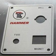 深圳机械面板生产厂家/不锈钢铭牌价格/标牌厂家电话 深圳机械面板生产厂家