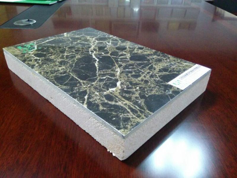 供应薄瓷保温装饰一体化板