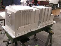 供应冰箱冰柜模具 家用电冰箱塑料模具