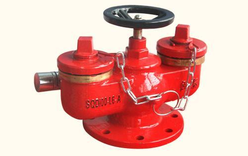 室外消防水泵接合器水压试验记录图片