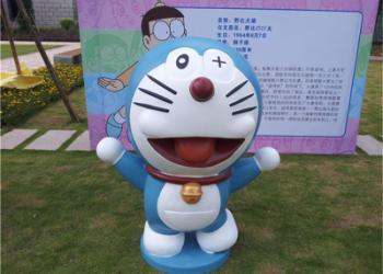大型展览哆啦a梦机器猫展览卡通报价图片