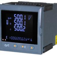 虹润液晶综合电量集中显示仪