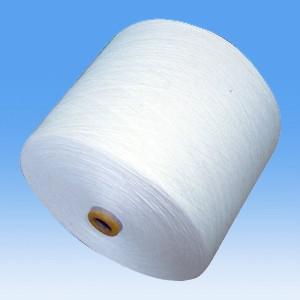供应气流纺涤棉纱,气流纺CVC50/50现货10支12支
