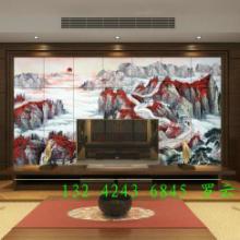 供应uv打印机加工及加工的范围瓷砖背景墙打印机UV1325万能平板打印机批发