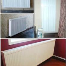 供应散热器(暖气片)采暖系统