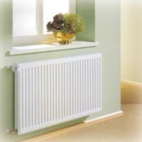 供应散热器采暖系统