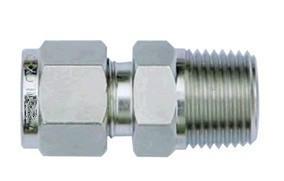 供应上海梦展专业生产外螺纹卡套接头、MC系列外螺纹卡套接头