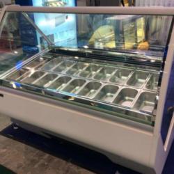 供應意式冰淇淋展示櫃冰激淩展示櫃/冷凍櫃冷藏櫃/雪糕櫃