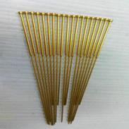 热流道阀针氮化钛加工处理图片