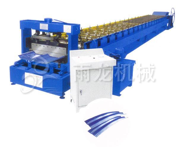雨龙机械公司提供优惠的彩钢圆弧板彩钢圆弧板机爛