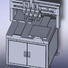 供应双轨锁螺丝机