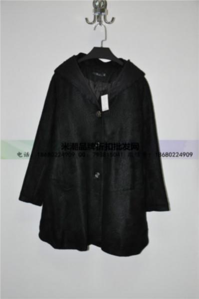 供应雅格羊绒品牌服装尾货进货渠道广州品牌尾货在哪进好品牌剪标女装