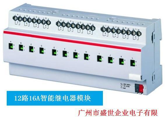 供应12路20A智能照明模块MRS1220