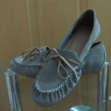 供应豆豆鞋时装休闲鞋真皮女鞋平底女装鞋