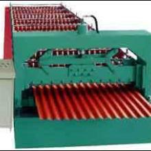 供应850型圆弧板拱形彩钢压瓦机批发