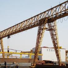 安徽MH型电动葫芦门式起重机厂家报价 直销价格图片