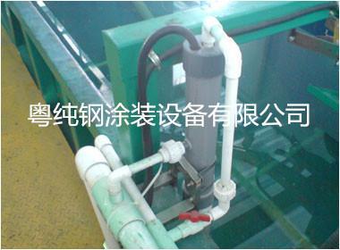 供应喷射式表面处理涂装设备