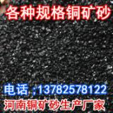 供应防腐喷砂除锈铜矿砂_河南最大铜矿砂生产厂家