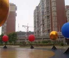 南昌宮廷燈水果氣球燈,南昌哪里有宮廷水果氣球燈出租圖片