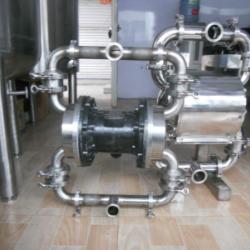 供应卫生级氣動隔膜泵、真空隔膜泵