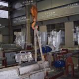 供应塑料PE管材生产线/PERT管生产线/大口径缠绕管生产线