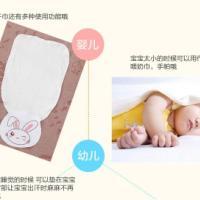 婴幼儿竹纤维吸汗巾