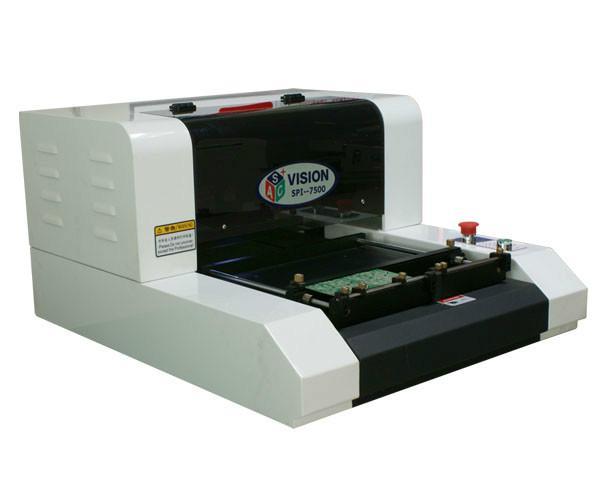 供应SPI-7500锡膏厚度检测仪 3D全自动锡膏测厚仪