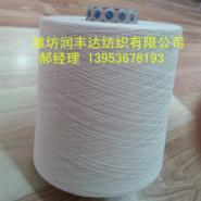 气流纺人棉纱10支 气流纺粘胶纱图片