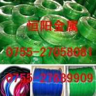 供应国产304,316包胶钢丝绳