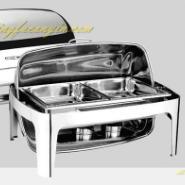 自助餐餐具设备布菲炉餐盘叉刀匙图片