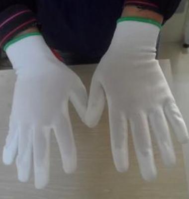 棉针织手套图片/棉针织手套样板图 (2)