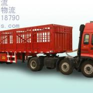 湖南至吴堡县展会矿石运输图片